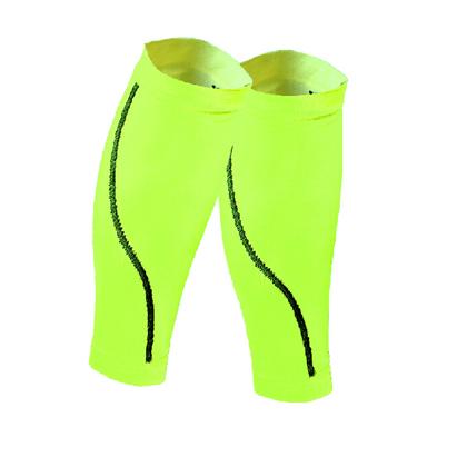 准者篮球护具 DH-1002 梯度压缩护小腿 绿色 两支装专业运动护腿
