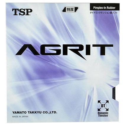大和TSP AGRIT 反胶套胶20016,软弹,裹球感极好的套胶