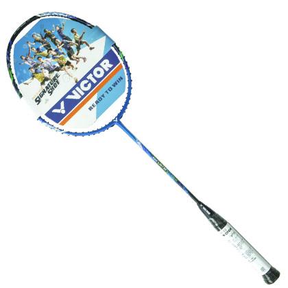 VICTOR胜利羽毛球拍 TK770HT (突击770HT) 高磅体验,带来不一样的感觉