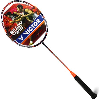 胜利VICTOR羽毛球拍 TK9900(重炮追击,只为杀戮而生)