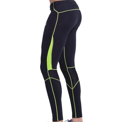 力为男款运动紧身长裤 M14D525R (加厚款,不惧严寒)