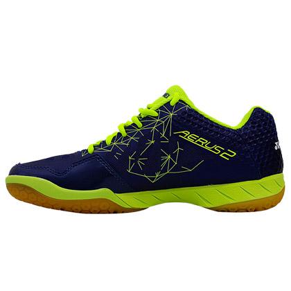尤尼克斯YONEX羽毛球鞋 SHB-A2MEX 男款 深蓝色(超轻二代,升级版)