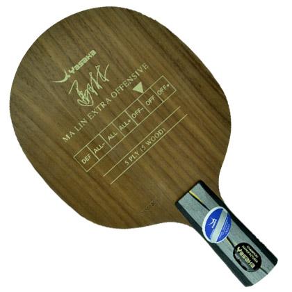亚萨卡YASAKA乒乓底板 YEO 有字版