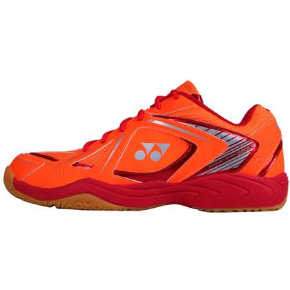 尤尼克斯羽毛球鞋 SHB-380C 中性款 亮橘色(动力强劲,打球优质伴侣)