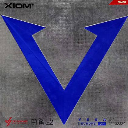 骄猛XIOM乒乓套胶 唯佳欧洲DF版(新版蓝V)反胶套胶 79-050