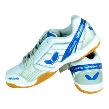 蝴蝶BUTTERFLY乒乓球鞋 UTOP-3-0803白蓝款乒乓球鞋