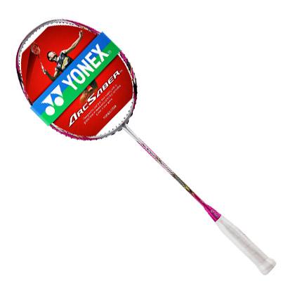 YONEX尤尼克斯ARC-6FL(ARC6FL/弓箭6FL)羽毛球拍 品红(神控球,素雅女士拍)
