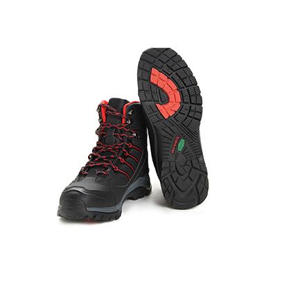 探路者户外登山鞋 TFBC91601-G01A 黑色(高帮设计,结实耐磨)