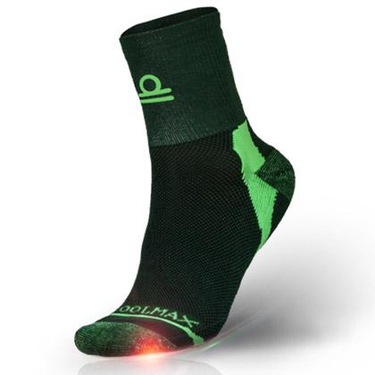 悠途十二星座排汗抗菌徒步袜951112--天枰座 橄榄绿(专属于你星座的袜子)