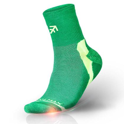 悠途十二星座排汗抗菌徒步袜951112--射手座 绿色(专属于你星座的袜子)