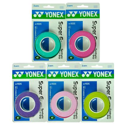尤尼克斯YONEX手胶 AC102C(热销款,粘性手感)