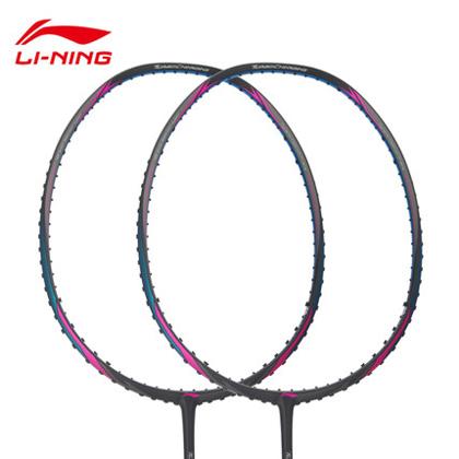 李宁羽毛球拍N9II/n9二代 黑蓝 (里约奥运会傅海峰战拍)