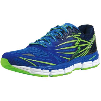 361°国际版跑步鞋 Sensation2 男款 Y701-2 法督蓝/夜光绿