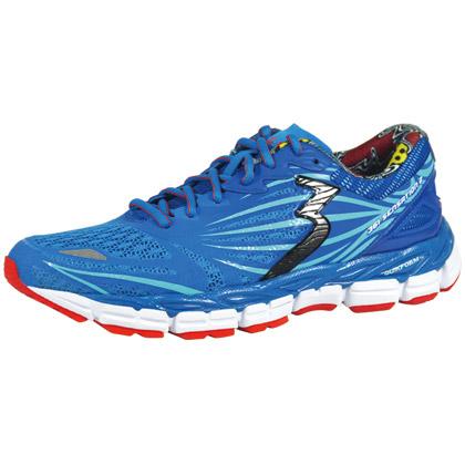361°国际版跑步鞋 Sensation2 女款 Y751-2 清澈蓝/青春红