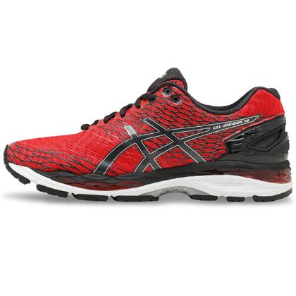 爱世克斯 亚瑟士Asics跑步鞋 NIMBUS18跑步鞋 男款T600N-2390