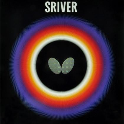 蝴蝶BUTTERFLY SRIVER-05050套胶(韩国高手金泽洙使用,斯瑞沃)