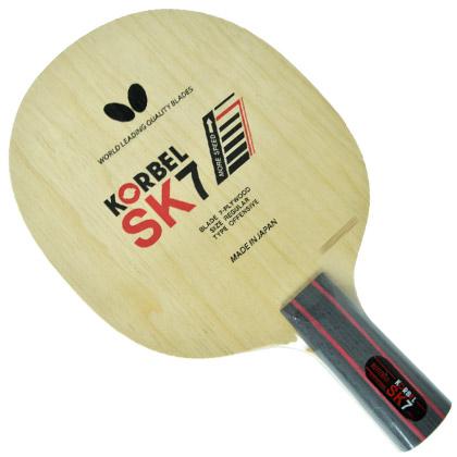 Butterfly蝴蝶新科贝尔SK7(KORBEL) 22940 乒乓球底板