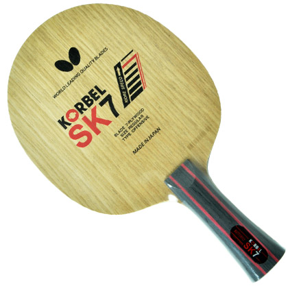 Butterfly蝴蝶新科贝尔SK7(KORBEL)35811 乒乓球底板