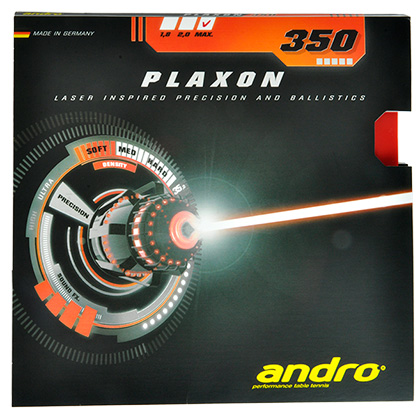 岸度ANDRO 激光PLAXON 350 反胶套胶