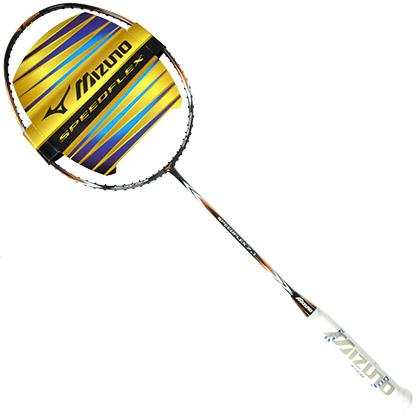 美津浓Mizuno羽毛球拍Speedflex7.1(用速度诠释古典之美)