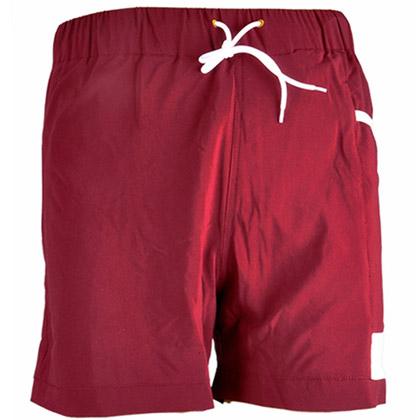 STONEHAM 女士跑步短裤 红色(超轻、速干五分裤)
