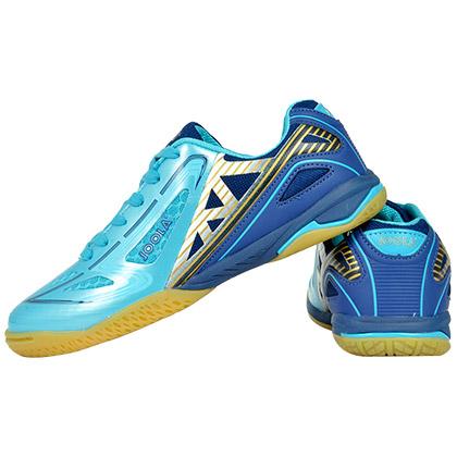 优拉 JOOLA-116 翼龙蓝色乒乓球鞋 男女同款 高性价比的专业乒乓球运动鞋