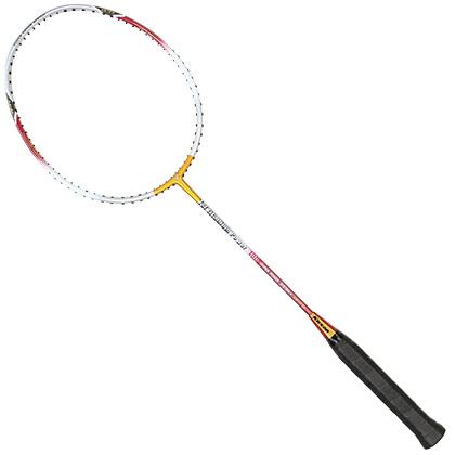 凯胜Kason 羽毛球拍 Tsf100ti 红色款(国产青龙偃月刀),极速进攻型