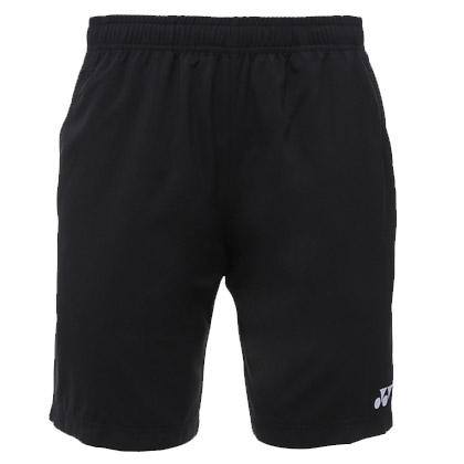 YONEX尤尼克斯15048CR-007黑色团队款基础短裤