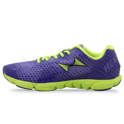 海尔斯Health马拉松跑鞋7099-5 紫色(超轻透气,清爽出行)