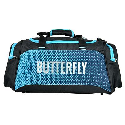 蝴蝶BUTTERFLY TBC-972-03 新款乒乓球包旅行包蓝色