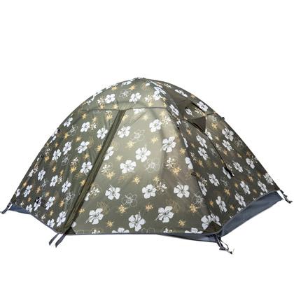 牧高笛帐篷 登山露营双人野营帐篷 花色款(冷山系列-冷山2AIR)