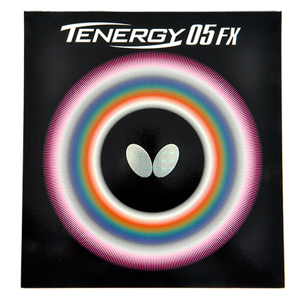 蝴蝶T05 FX反胶套胶(Butterfly TENERGY.05-FX)05900