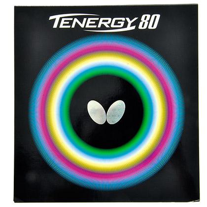 蝴蝶T80反胶套胶05930(Butterfly TENERGY.80),T05与T64的完美融合,旋转与速度俱备!