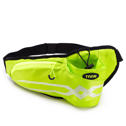 泰昂TAAN水壶腰包 运动休闲两用,适合低配速跑步使用