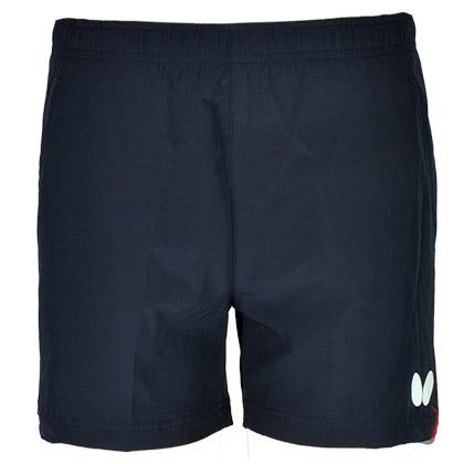 蝴蝶butterfly乒乓短裤 男女款通用 深蓝 BWS-325-05 新款专业乒乓短裤 百搭款,简洁大气