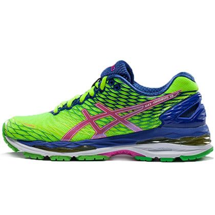爱世克斯 亚瑟士Asics跑步鞋 NIMBUS18跑步鞋女款T650N-0735