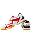 蝴蝶BUTTERFLY乒乓球鞋 UTOP-9-01 白红色新款专业乒鞋
