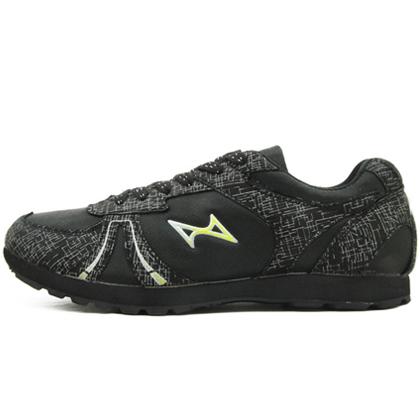 海尔斯跑鞋 马拉松跑鞋 H705-3 黑色(国民跑鞋)