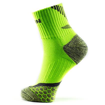 泰昂TAAN羽毛球袜 T-345男袜(会呼吸的泰昂专业运动袜)