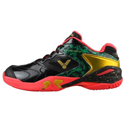 胜利VICTOR羽毛球鞋 SH-P9200LTD-GQ中性款 桃红(减震防滑,约战巅峰)