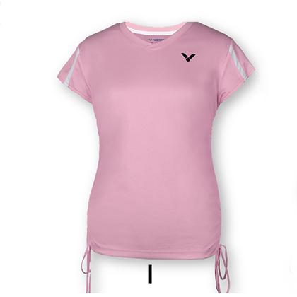 胜利VICTORT恤 T-6128I 女款 粉色