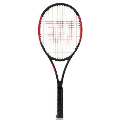 维尔胜WILSON网球拍 PRO STAFF RF97S 费德勒轻量旋转版 WRT7316