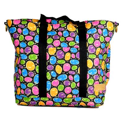 蝴蝶BUTTERFLY乒乓球包 TBC-941-00 彩色大容量单肩包