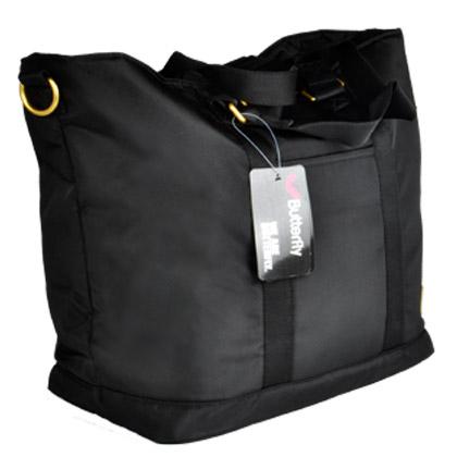 蝴蝶BUTTERFLY乒乓球包 TBC-941-02 黑色大容量单肩包