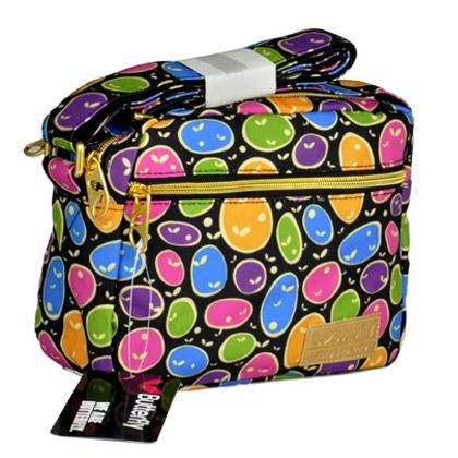 蝴蝶BUTTERFLY乒乓球包 TBC-944-00 彩色单肩包 小教练包
