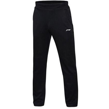 李宁 羽毛球系列 女款 卫裤 AKLL476-1 黑色