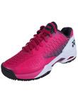尤尼克斯YONEX网球鞋 SHT-ELSEX 暗粉红(明星战靴,骚粉,女士的挚爱)