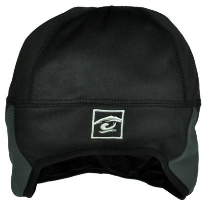 探路者TOREAD抓绒帽 TELC91065-G01X 黑色 男女款保暖