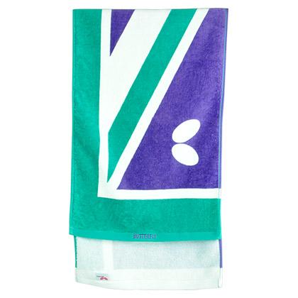 蝴蝶BUTTERFLY运动汗巾 WTT-9000-15 运动毛巾 紫色