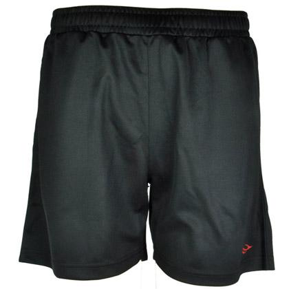 波力Bonny 羽毛球短裤1KM16013 黑色 男款